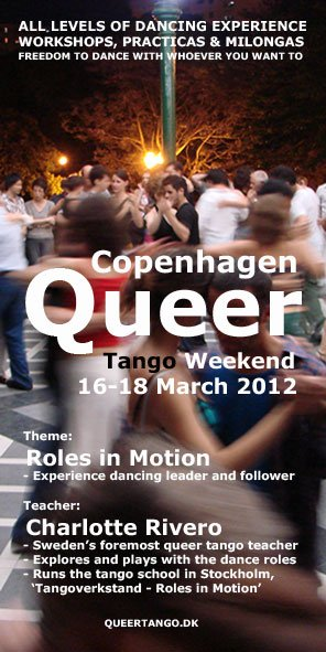 Copenhagen Queer Tango Weekend